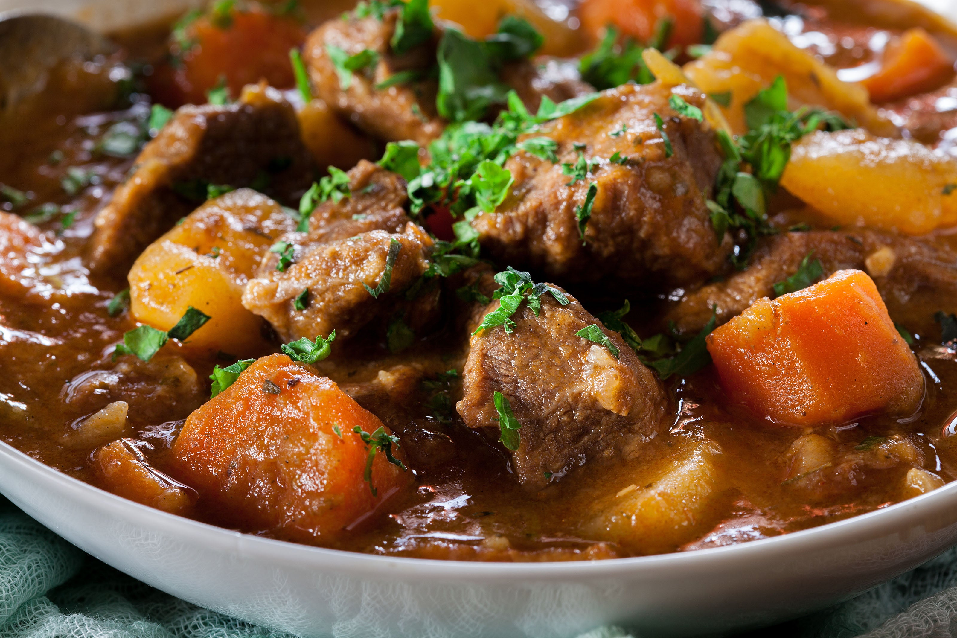 Kids Lamb Stew