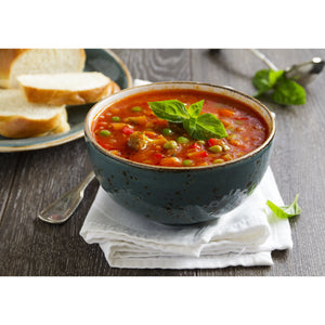 Rustic Minestrone Soup