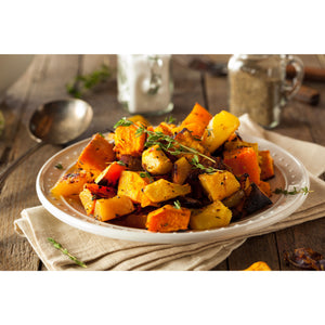 Roasted Root Vegetables *From