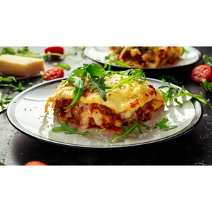 Vegetable Lasagne (Serves 2)