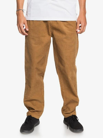Biak Elasticated Cords Men's Jeans & Trousers Quiksilver S