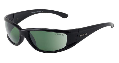 DD Clank-Black-Grey Polarised Sunglasses Dirty Dogs