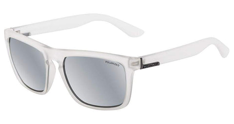 DD Ranger-Crystal-Grey|Silver Mirror Polarised Sunglasses Dirty Dogs