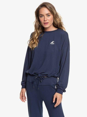Down Time Sweatshirt Women's Hoodies & Sweatshirts Roxy XS