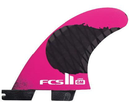 FCS II GM PC Carbon Large Thruster Set