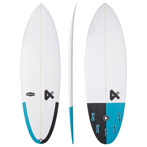 "Fourth Reload 6'4"" Surfboard Fourth"
