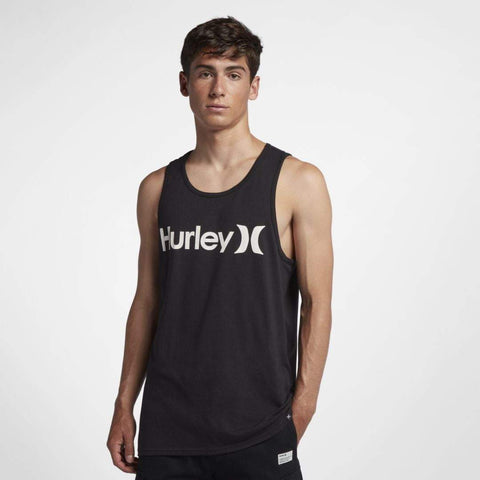 Hurley One and Only Tank Men's T-Shirts & Vests Hurley Black S