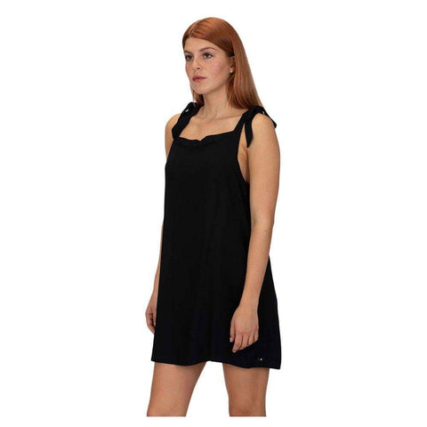Hurley Woven Tie Dress Women's Dress Hurley XS