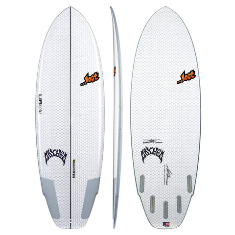 "LIB TECH LOST PUDDLE JUMPER 5'7"" Surfboard Lib Tech"
