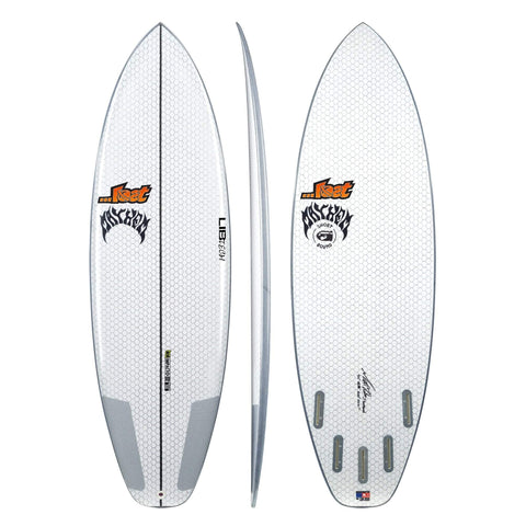 "LIB TECH LOST SHORT ROUND 6'0"" Surfboard Lib Tech"