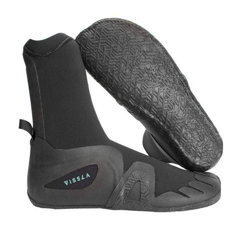 SEVEN SEAS 5MM ROUND TOE BOOT Wetsuit Boots Vissla UK6, US7