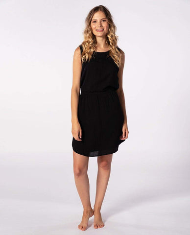 Sweet Thing Dress Black Women's Dress Rip Curl women XS