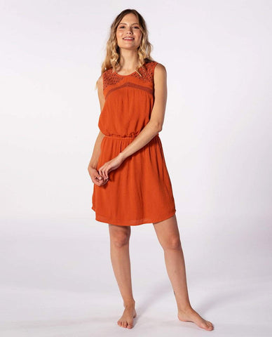 Sweet Thing Dress Ice Tea Women's Dress Rip Curl women XS