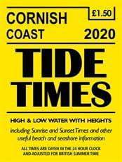 Tide Times Accessories Yellow Publications