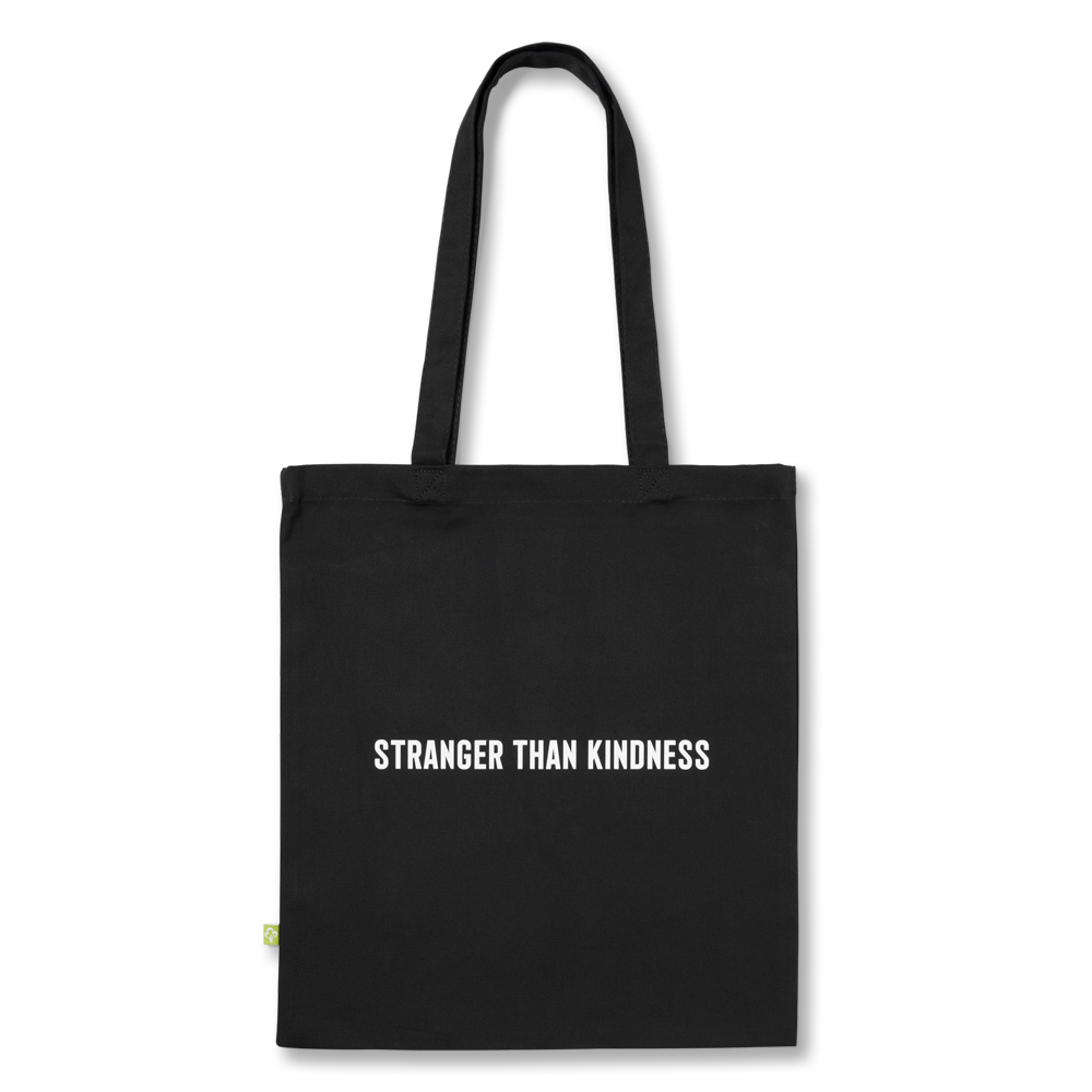 Load image into Gallery viewer, Stranger Than Kindness Tote Bag