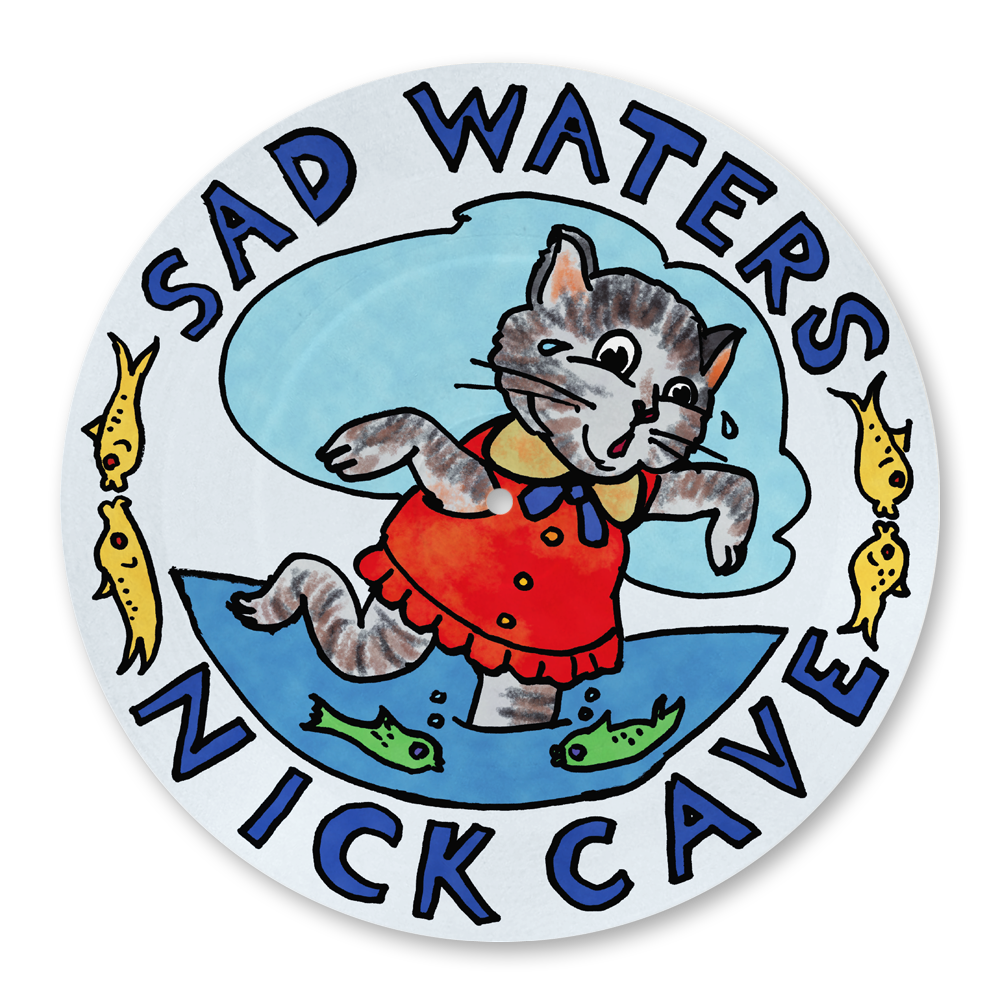 Load image into Gallery viewer, Sad Waters - Limited Edition Picture Disc