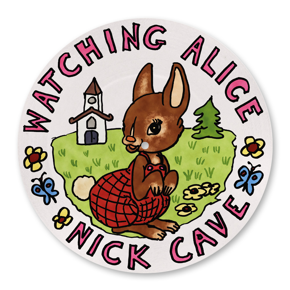 Load image into Gallery viewer, Watching Alice - Limited Edition Picture Disc