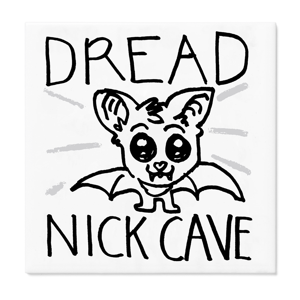 Nick Cave - Dread Tile Collection