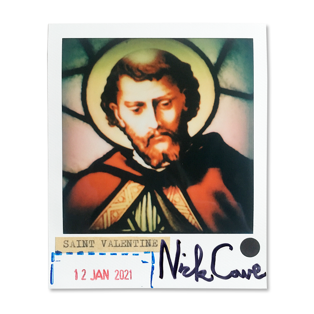 Load image into Gallery viewer, SAINT VALENTINE POLAROID