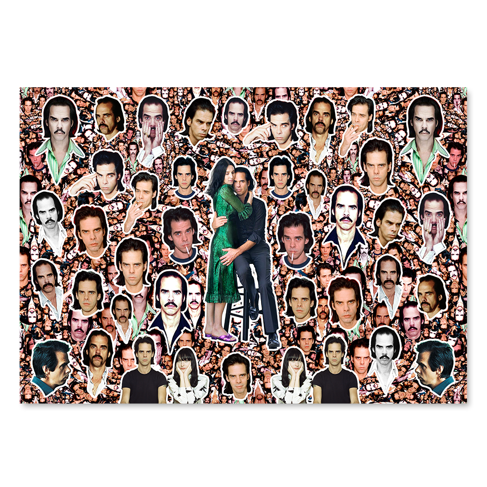 Nick Cave - Stickers