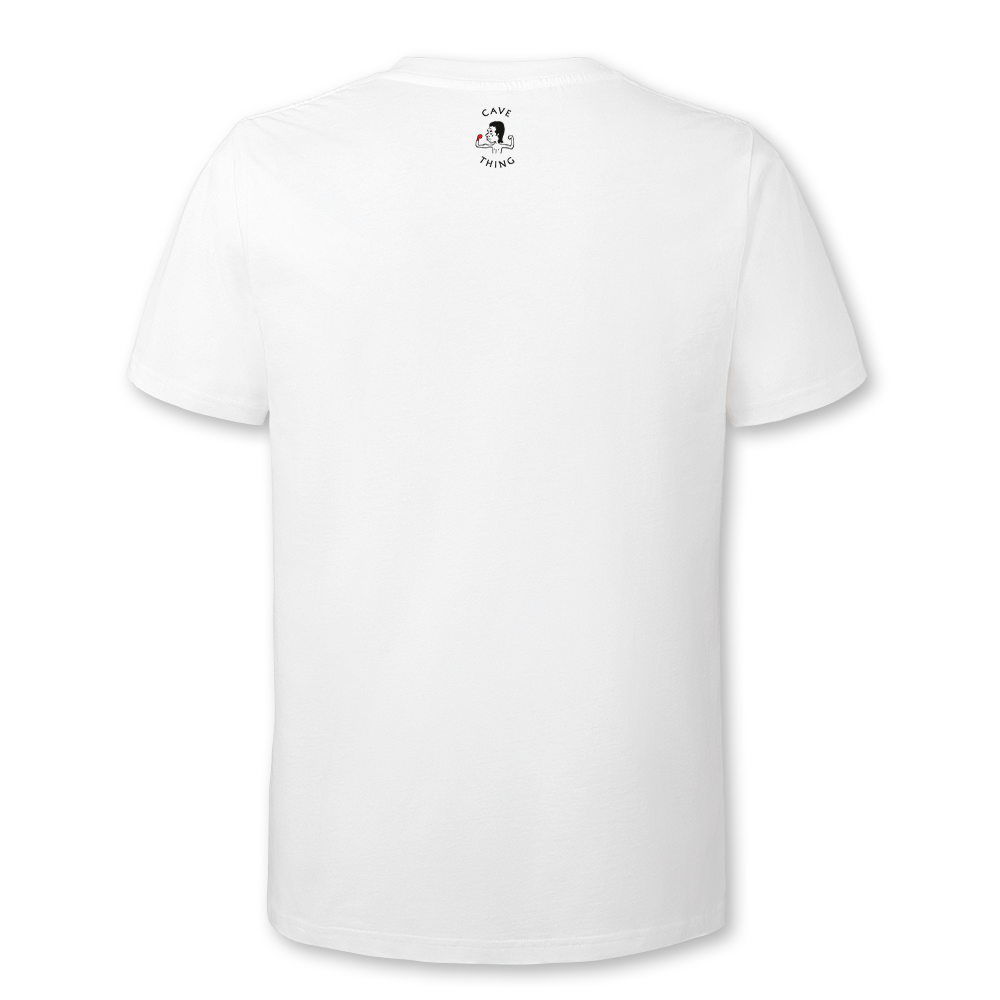 Load image into Gallery viewer, DON'T TOUCH ME T-SHIRT (White)