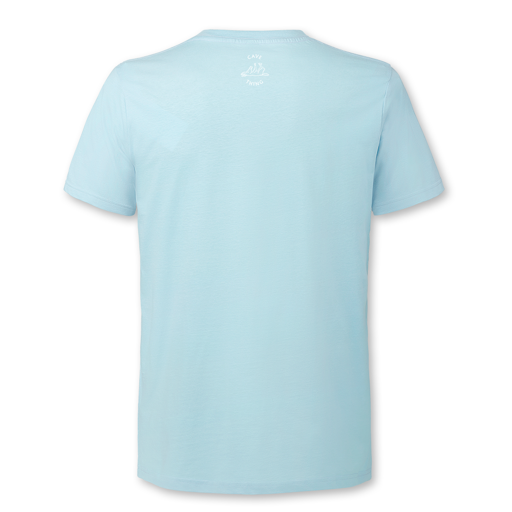 Load image into Gallery viewer, Stranger Than Kindness T-shirt (Aqua)
