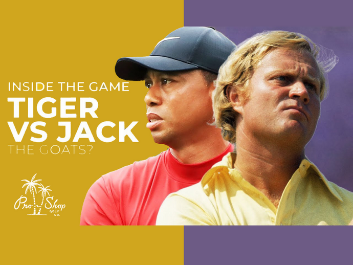 Tiger or Jack: Who is the greatest golfer of all time?