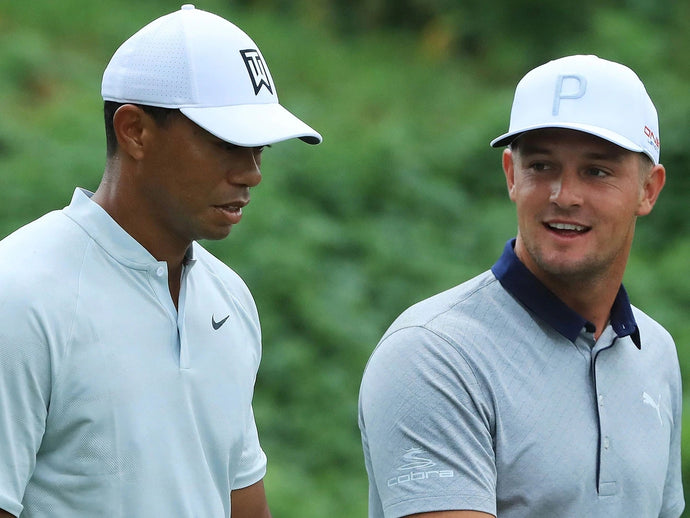 Is Bryson DeChambeau the next Tiger Woods?