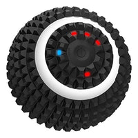 Electric 4-Speed Vibrating USB Rechargeable Massage Ball for Muscle and Fascia Recovery
