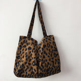 Amore Light-Weight Corduroy Tote