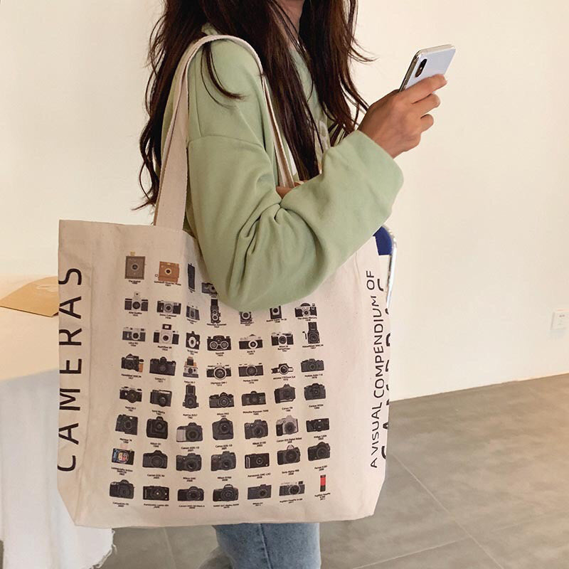 Photo Series Tote