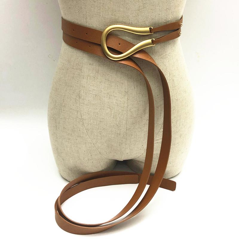 Josie Small Buckle Belt