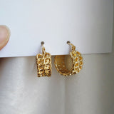 Madison Hoop Earrings