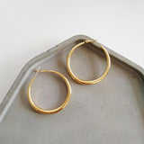 Spicers Hoop Earrings