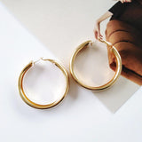 6 Hoop Earrings