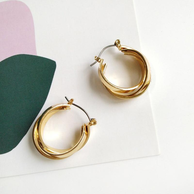 Stay Cool Hoop Earrings