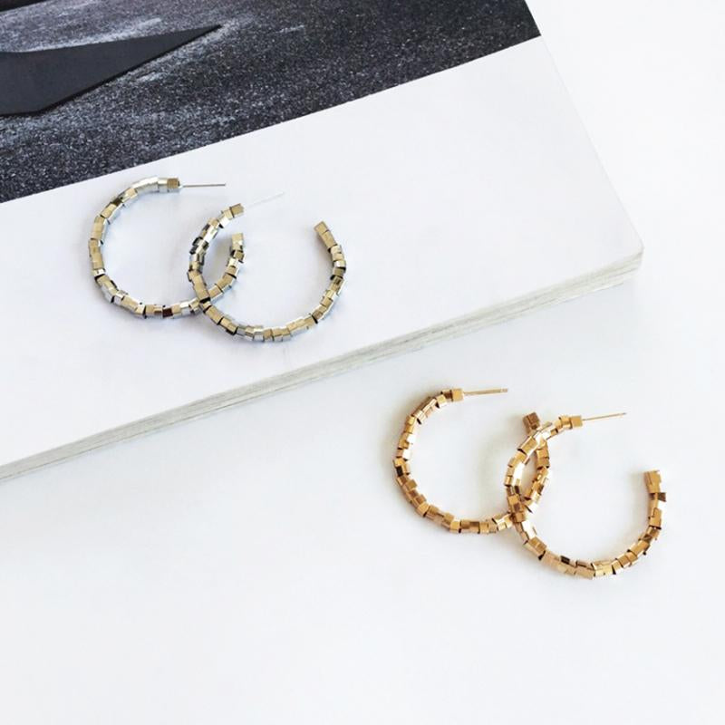 Vision Hoop Earrings