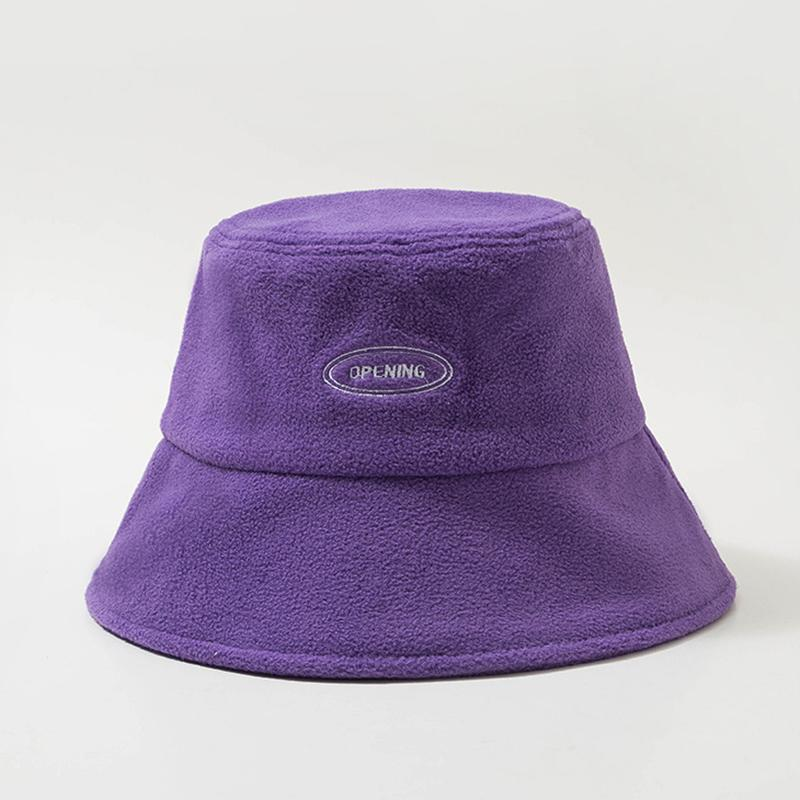 J Borg Bucket Hat