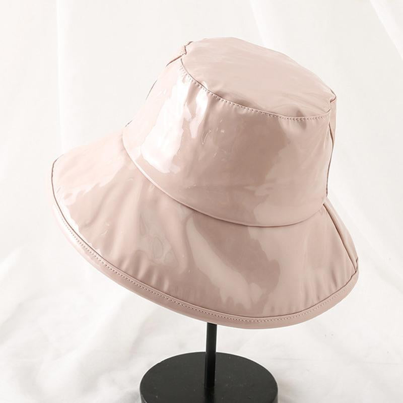 Border Vinyl Bucket Hat