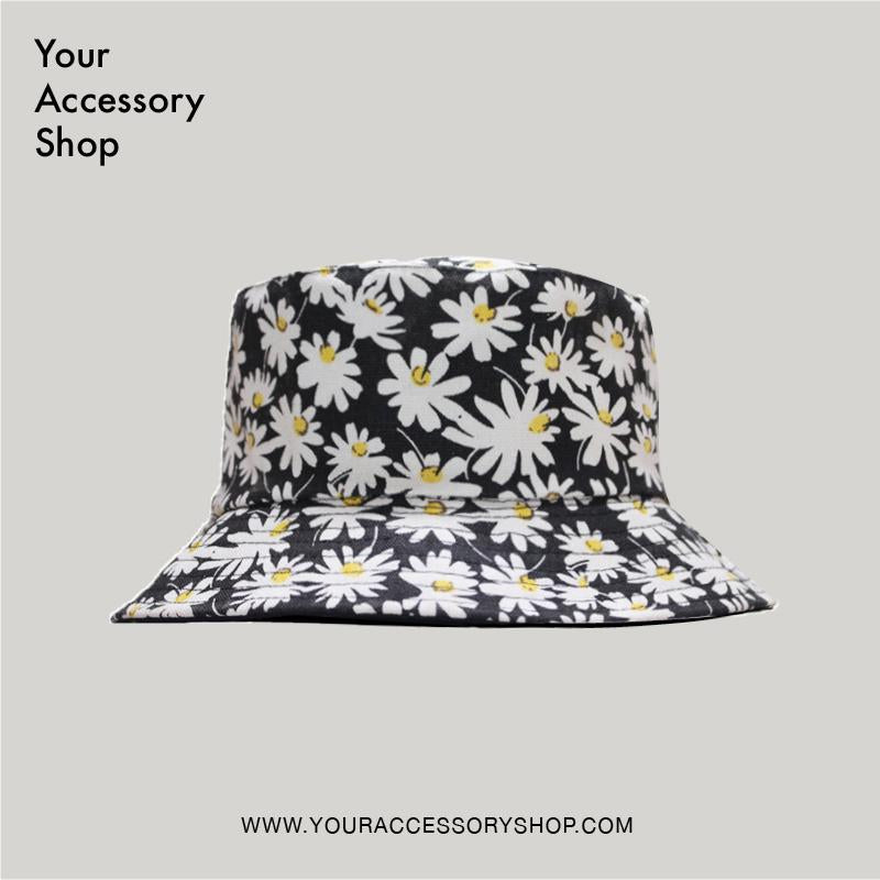 Daisy Reversible Bucket Hat
