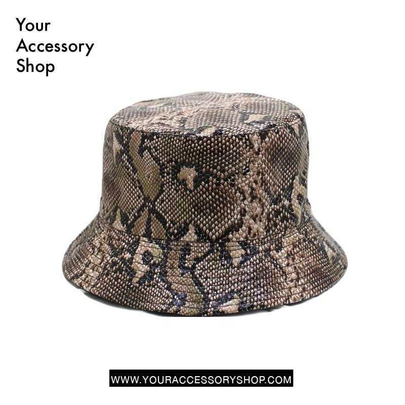 Animal Reversible Bucket Hat