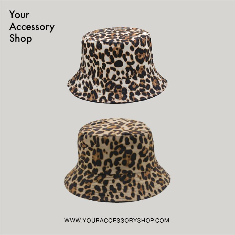 Wild Reversible Bucket Hat