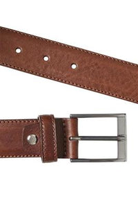 Riem Matinique leder Nickle free buckle cognac