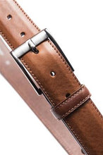 Load image into Gallery viewer, Riem Matinique leder Nickle free buckle cognac