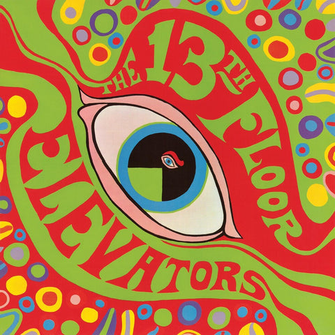 13th Floor Elevators, The/The Psychedelic Sounds Of The 13th Floor Elevators (2CD) [CD]