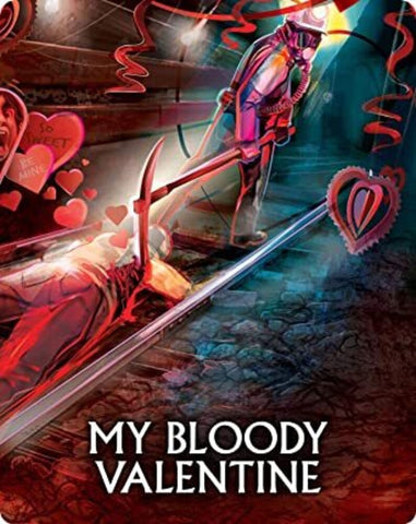 My Bloody Valentine (Steelbook) [BluRay]