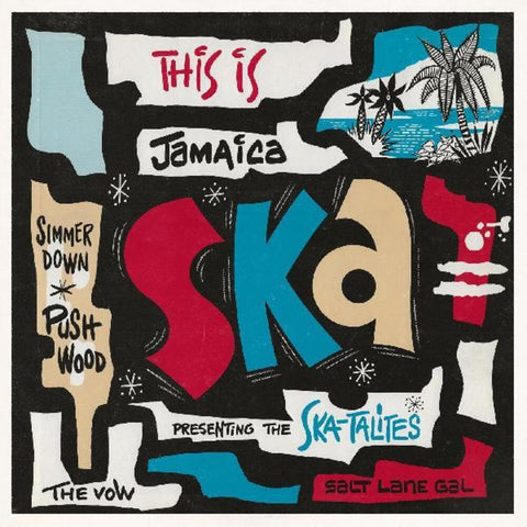 Various Artists/This Is Jamaica Ska [LP]