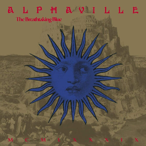 Alphaville/The Breathtaking Blue (Deluxe) [LP]