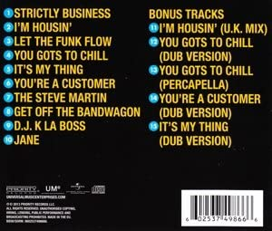 EPMD/Strictly Buisness [CD]