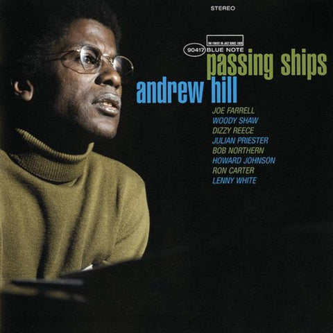Hill, Andrew/Passing Ships (Blue Note Tone Poet) [LP]